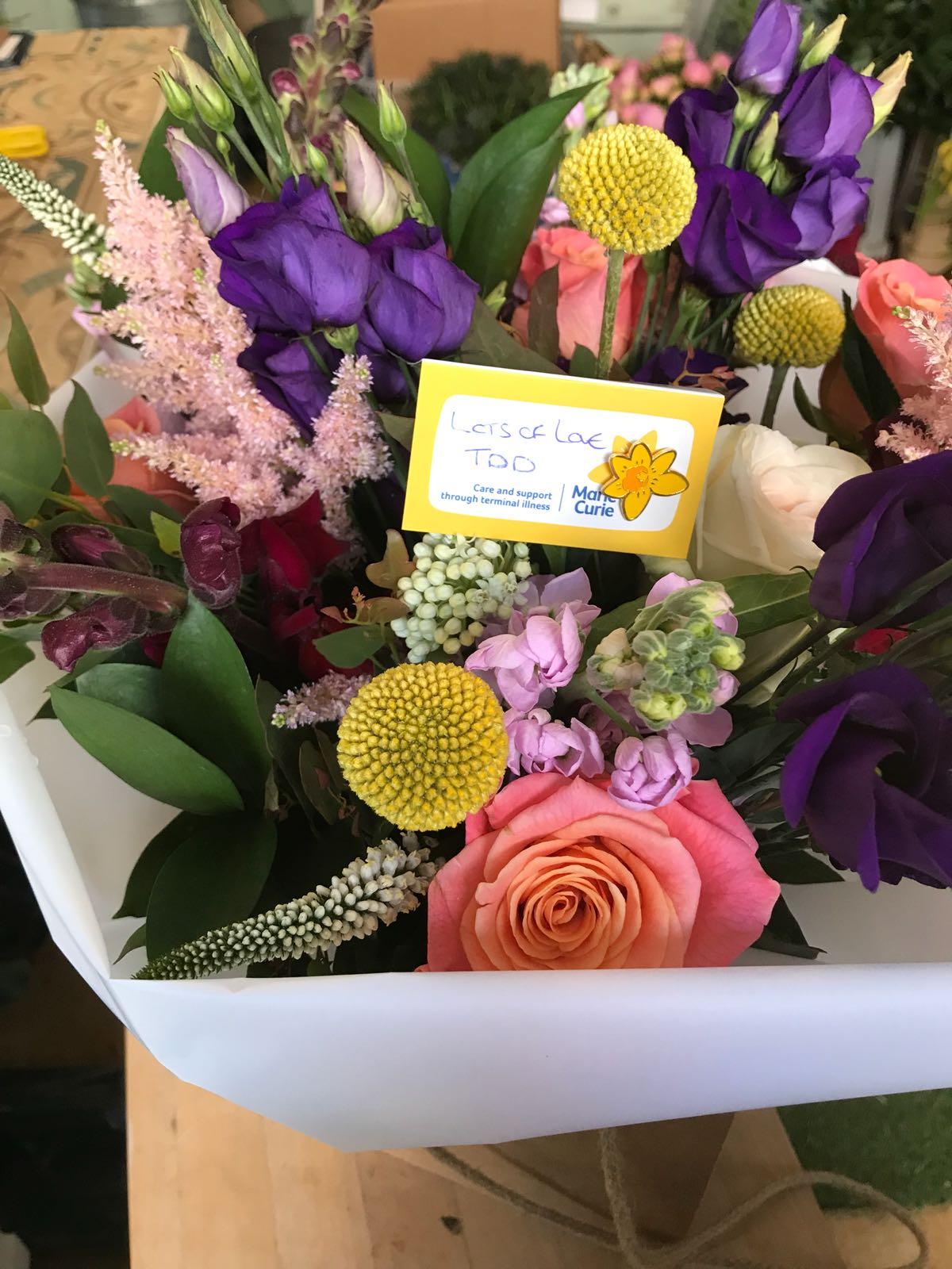 The Dancing Daffodil Florist In Neath Port Talbot Swansea Cardiff